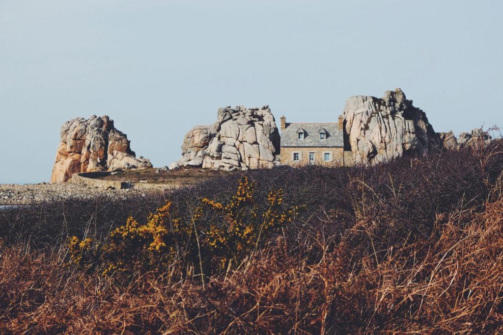 Plougrescant Côte de Granit Rose - Côtes d'Armor, Bretagne