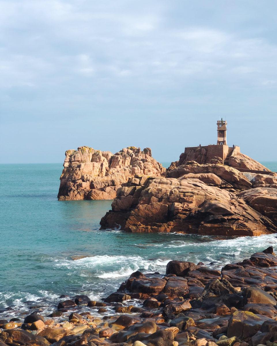 Île de Bréhat - Côtes d'Armor (22 - Bretagne) - Phare du Paon