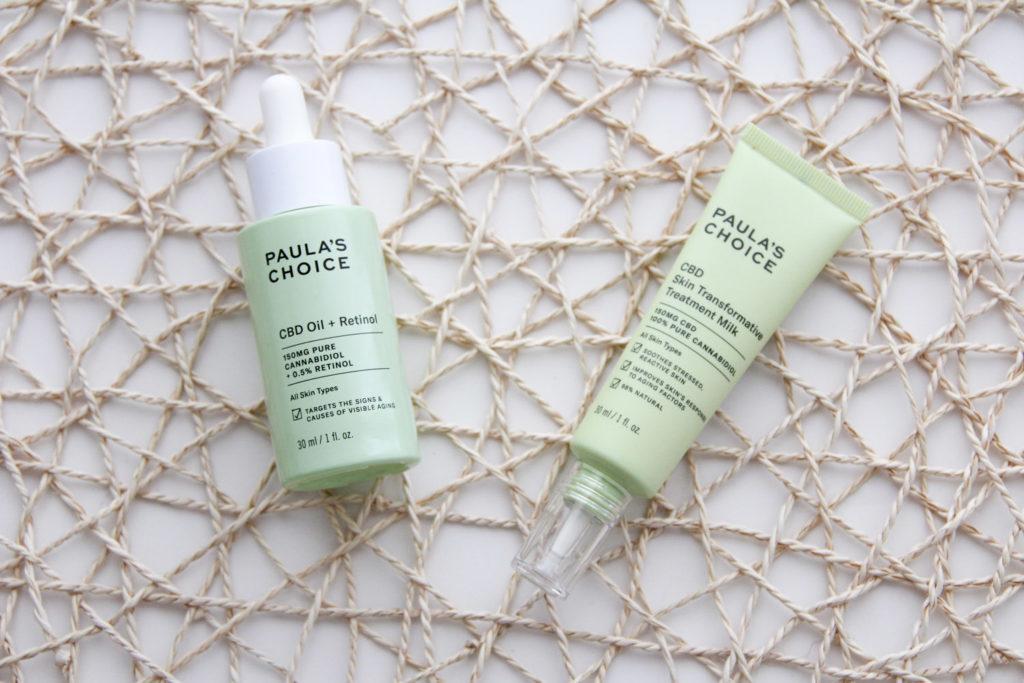 Cosmétiques PAULA'S CHOICE - CBD Oil + Retinol & CBD Skin Transformative Treatment Milk