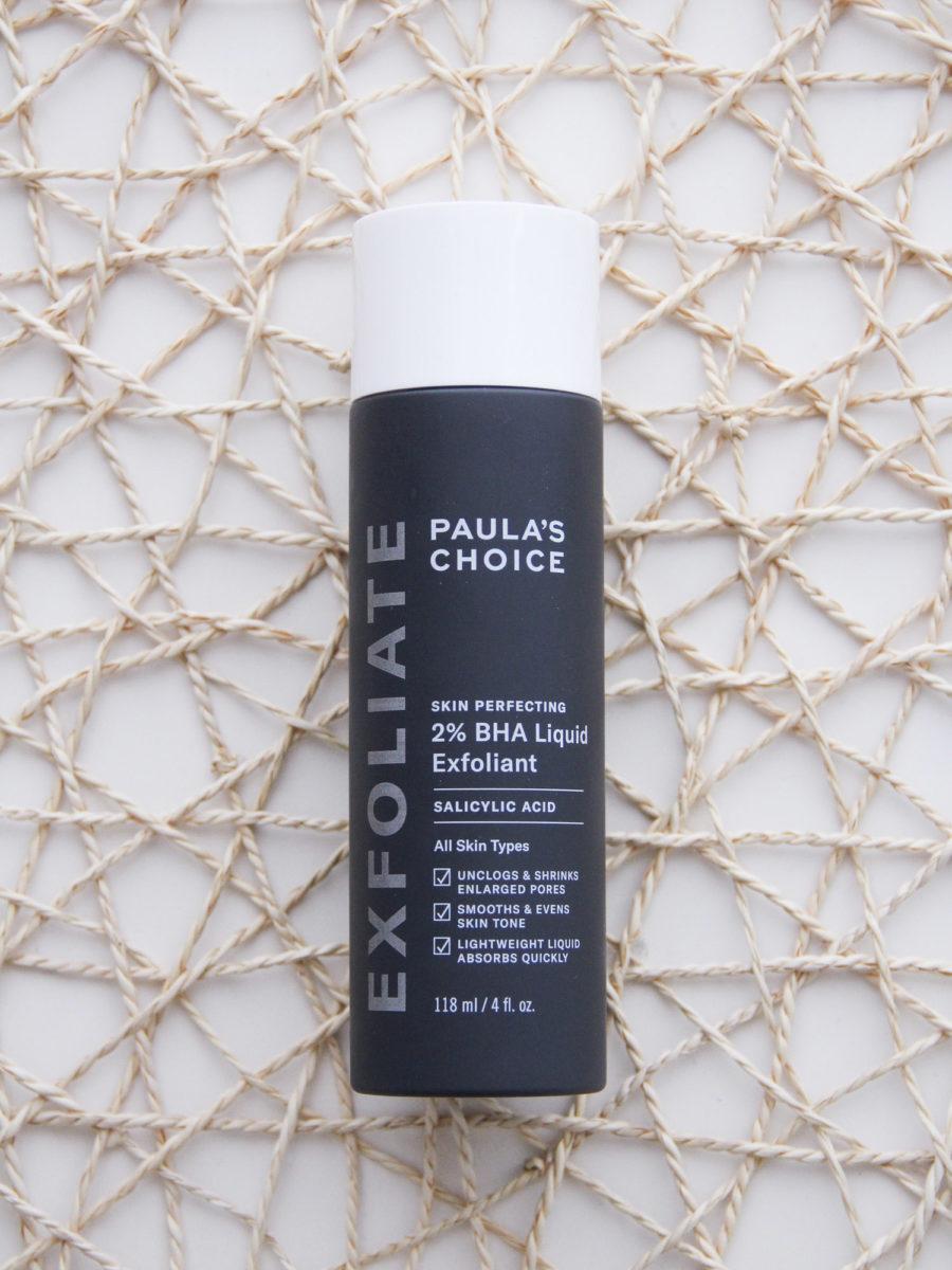 Cosmétiques PAULA'S CHOICE - 2% BHA Liquid Exfoliant - acide salicylique