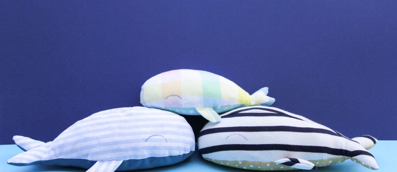 DIY – la famille baleine Chouette Kit