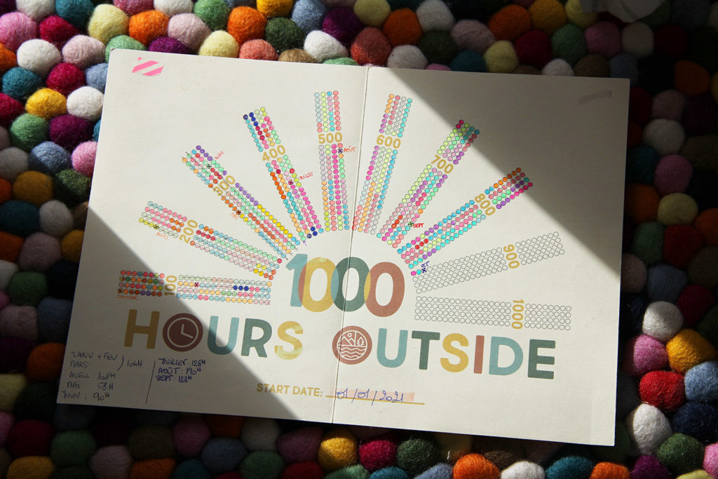 1000 hours outside